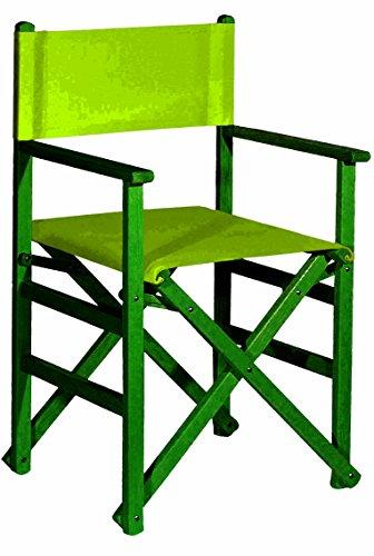 aranaz 1651 fauteuil droite pliable, Vert