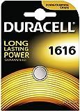 Lote de 10Pilas Duracell CR1616Litio 3V