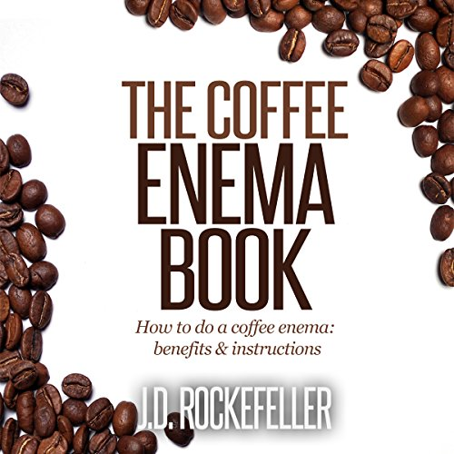 The Coffee Enema Book cover art