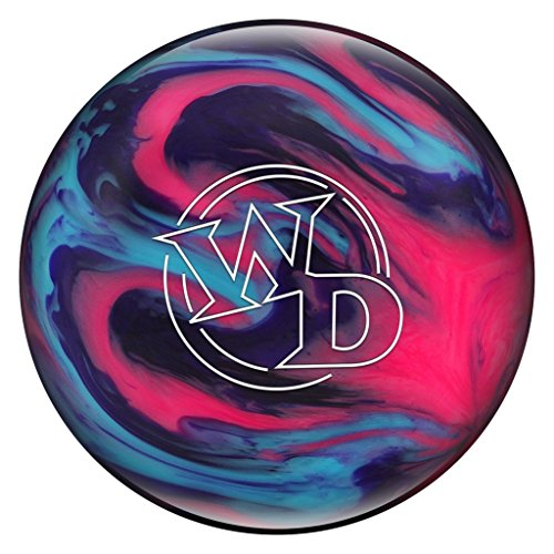 Columbia 300 Columbia 300 White Dot Cotton Candy Bowling Ball Columbia 300 White Dot Cotton Candy Bowling Ball, Purple/Blue/Pink, 12 lb