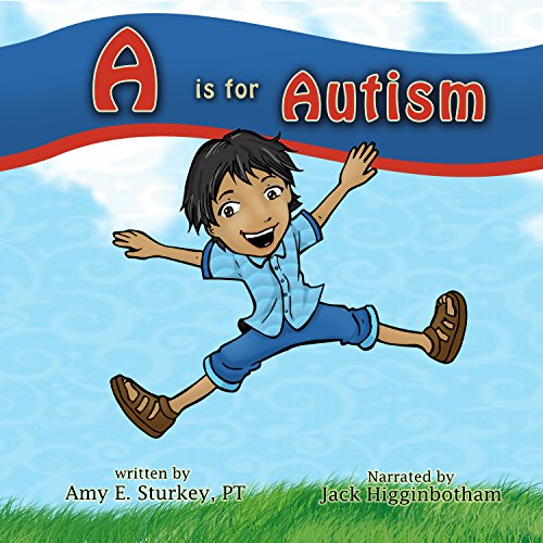 A Is for Autism audiobook cover art