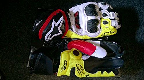 Alpinestars GP-Tech Handschuhe 2013 XL Schwarz/Rot/Gelb