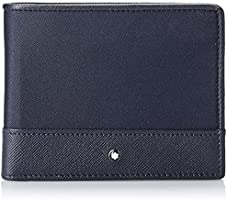 MONTBLANC Sartorial Men's Wallet - Blue, 118392