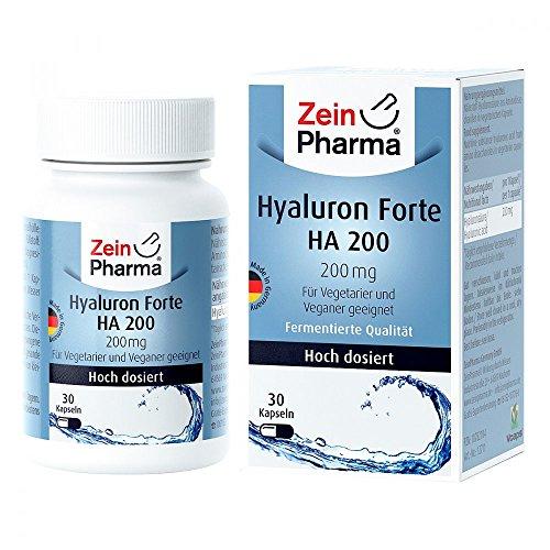 HYALURON Forte HA 200 Kapseln 30 St