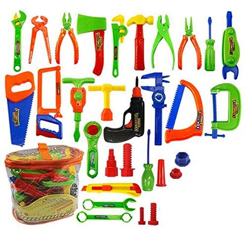 Black Temptation Boîte à Outils de Maintenance Toy Set Children Role Playing Toys-32
