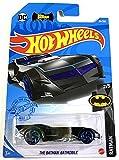 Hot Wheels 2021 - The Batman Batmobile - Black w/ Blue Rims - Batman 2/5