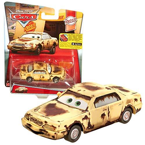 Disney Pixar Cars Donna Pits (Rust-eze Racing, #7 of 8) - Voiture Miniature Echelle 1:55
