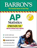 AP Statistics Premium: With 9 Practice Tests (Barron's Test Prep)