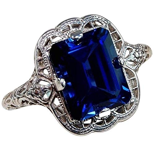 1000 jewelry stainless ring women - 5