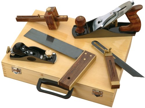 Woodworking tools are perfect for your husband's traditional 5th anniversary gift
