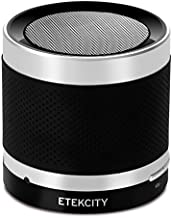 Small Wireless Speakers with Bluetooth,Etekcity Portable USB Speaker with High-Def Stereo Sound, Perfect for Home, Outdoors, Travel,Roverbeats T3