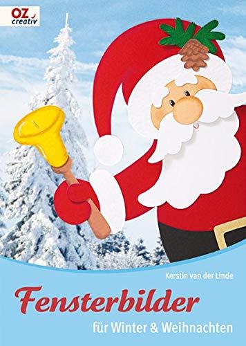 Fensterbilder für Winter & Weihnachten