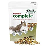 Squirrel Complete (1.75 lb.) - Healthy Natural Food - Nutritionally Complete Diet for Pet & Captive Squirrels - Ground Squirrels, Grey Squirrels, Flying Squirrels, & Chipmunks