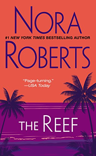 The Reef by [Nora Roberts] - Nora Roberts Challenge Month 3