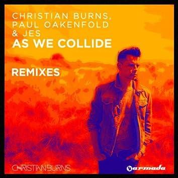 As We Collide (Remixes)