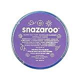 Snazaroo- Pintura Facial y Corporal, Color lila, 18 ml (Paquete de 1) (Colart 18877)