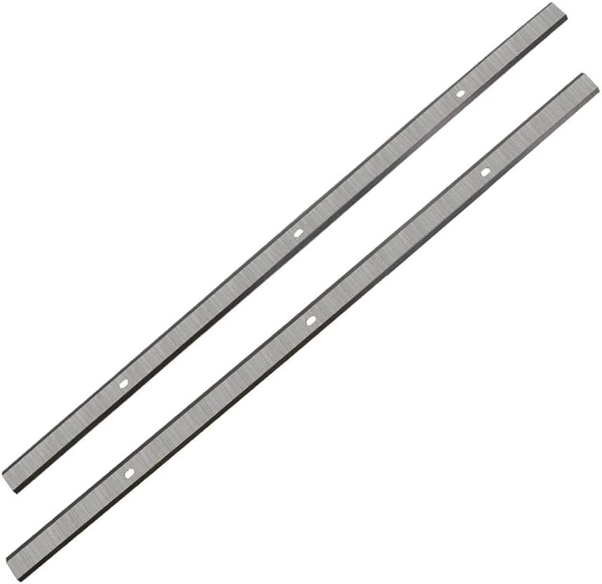 Max 83% OFF JTEX 12-1 2 in. Replacement Planer Blades For Kansas City Mall Bauer AP12 Ryobi