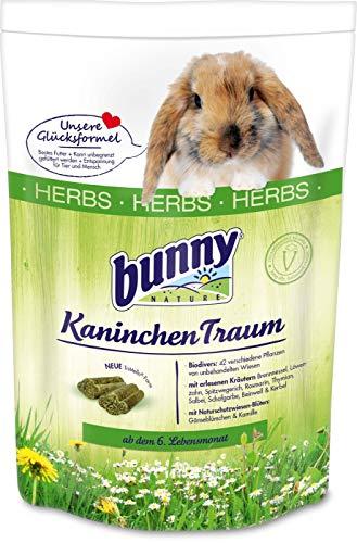 Bunny Nature KaninchenTraum Herbs - 750 g
