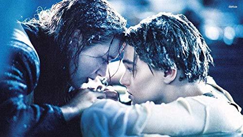 ZDWTXABA Rompecabezas de Madera 1000 Piezas Película Rompecabezas para niños Titanic Rompecabezas Adulto Grande Difícil de enseñar Juguete Regalo Creativo para niños y niñas
