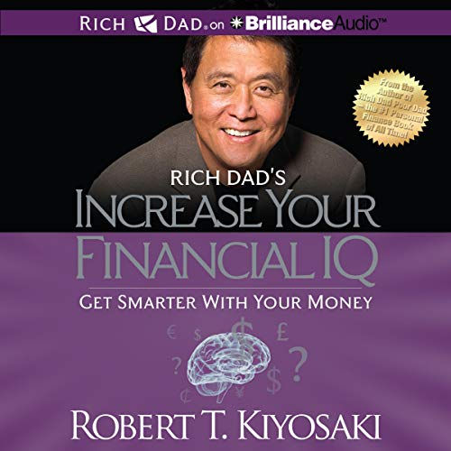 Page de couverture de Rich Dad's Increase Your Financial IQ