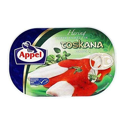 Appel Heringsf. in Toskana Sauce