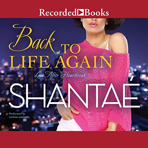 Back to Life Again audiobook cover art