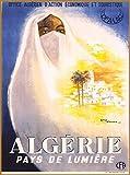 ABLERTRADE Algerien Algerie Pays de Lumiere Afrika Vintage
