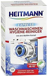 Heitmann Express - Limpiador de lavadoras (250 g