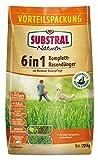 'Substral Naturen 6in1 Fertilizzante per prato completo, con effetto immediato ea lungo termine per tutto l'anno