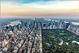 Posterlounge Cuadro de metacrilato 60 x 40 cm: Central Park, New York de Mike Centioli