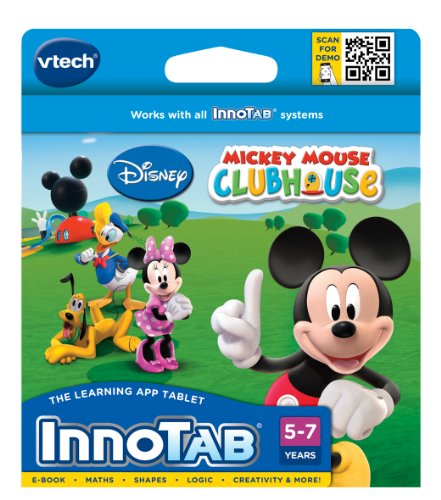 Disney - Mickey Mouse VTech, 230403, Multicolore - Version Anglaise