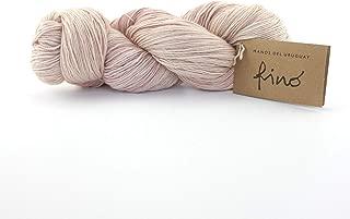 Lotus Yarns Hand Dyed Uruguay Manos Fino 70% Extrafine Merino Wool 30% Silk Hand Knitting Crochet Yarn (#413)