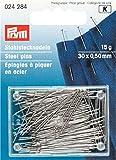 Prym pingles en Acier superfines, 15 g, 0,5x30 mm