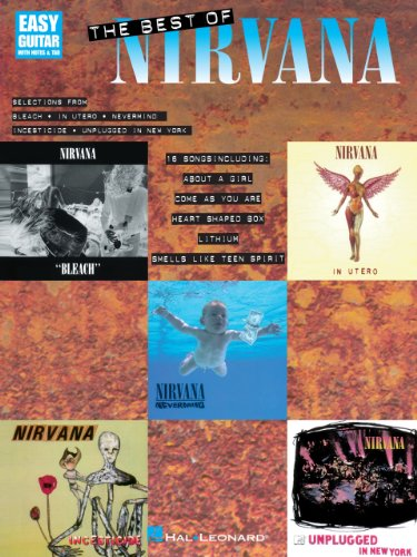 The Best of Nirvana Songbook (English Edition) eBook: Nirvana ...