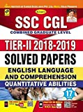 Kiran SSC CGL Combined Graduate Level Tier-II 2018 and 2019 Solved Papers (2778)