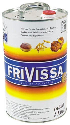 Frivissa Spezial Frittieröl - 2L - 4x