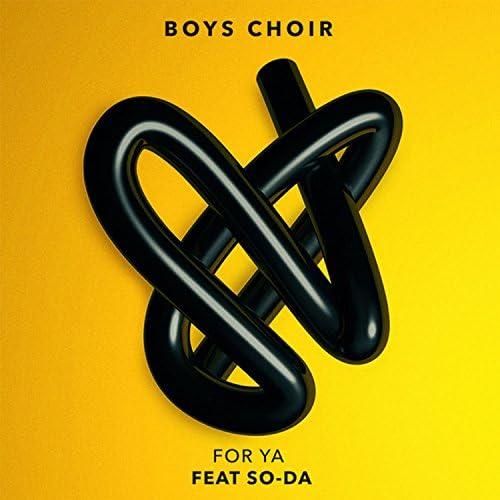 Boys Choir feat. SO-DA