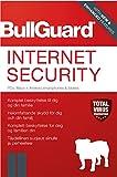 BullGuard Internet Security 2020 3U Win Licencia Anual, 3 licencias Windows Software de Seguridad