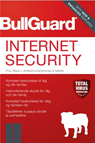 Bullguard Internet Security 2020 1YR/3PC Win only, BEFCOEM2012 (1YR/3PC Win only Attach Soft Box)