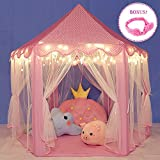 Sonnis Castillo Princesa Tienda Campaña Infantil,Carpa...