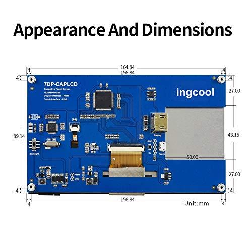 ingcool 7DP-CAPLCD