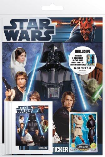 Universal Trends Star Wars to90442 – Movie Sticker Starter