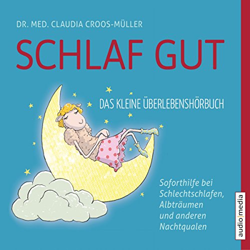 Schlaf gut audiobook cover art