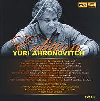 Yuri Ahronovitch Edition (Yuri Ahronovitch , Gurzenich-Orchester Koln) (Profil : PH12042) by Gurzenich-Orchester Koln (2013-07-19)