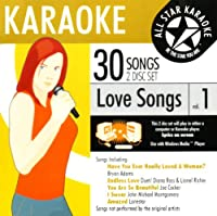 Karaoke: Love Songs 1