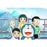 puzzles De Madera Doraemon 1000 Piezas Juguetes Educativos De Dibujos Animados Doraemon para Adultos Y Niños Regalos De Cumpleaños(Color:si)