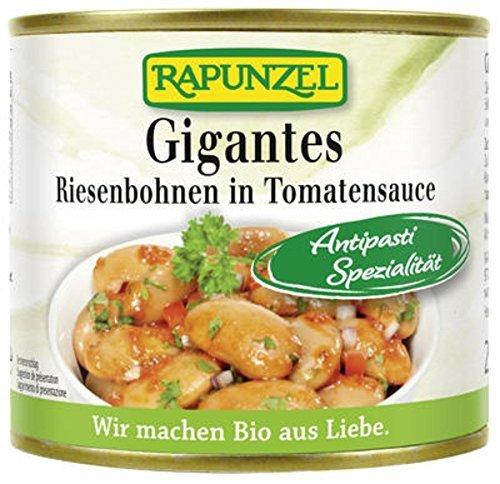Rapunzel BIO Gigantes Riesenbohnen in Tomatensauce, 3er Pack (3 x 230 g)