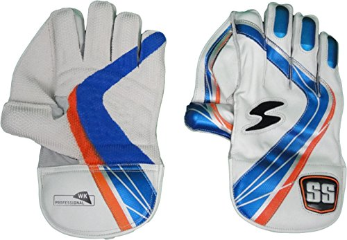 SS Youth Professional Wicket Keeping Gloves