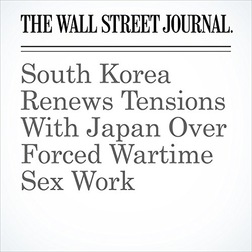 South Korea Renews Tensions With Japan Over Forced Wartime Sex Work copertina