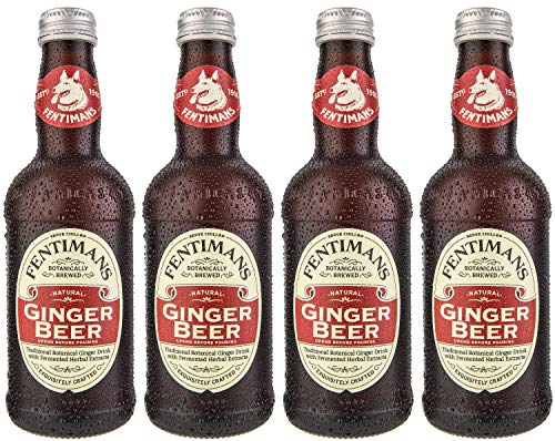 Fentimans   Ginger Beer   4 x 275ml